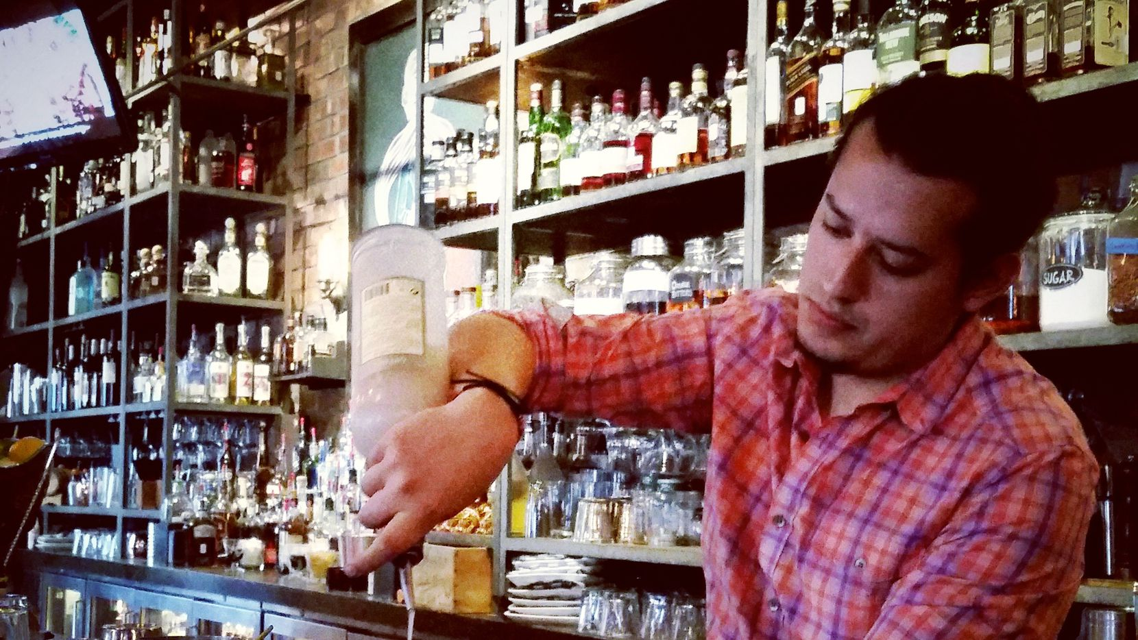 Shaped by father's legacy, Dallas bartender heads to New ...