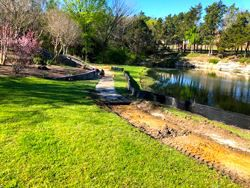 Briarwood Park in DeSoto entered Phase II of its upgrade plan in March 2021.