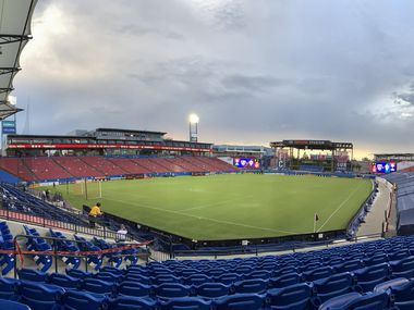 FC Dallas postponed its game against Colorado Rapids on Wednesday, Aug. 26, 2020 at Toyota Stadium in Frisco, Texas.
