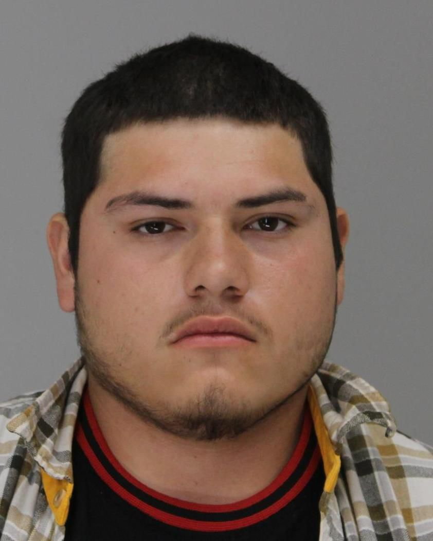 Ruben Mendoza, 18, faces a capital murder charge in connection with the fatal shooting of 20-year-old Ivan Zarraga in Pleasant Grove on Dec. 29.
