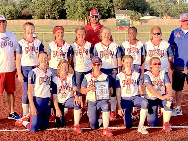The Texas Glory 2k26 team finished third in the 17-team 12U USSSA Midwest Challenge in the Oklahoma City area this past weekend.