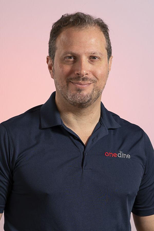 CEO and founder of OneDine Rom Krupp. (Courtesy of OneDine)
