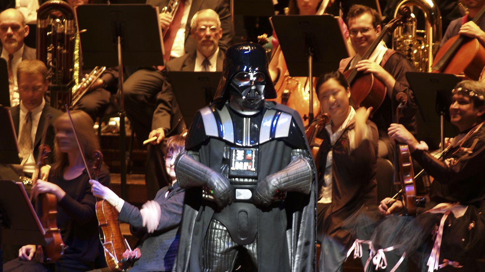 """Música de la película """"Star Wars V: The Empire Strikes Back"""" será interpretada por la Morton H. Meyerson Symphony Center de Dallas."""