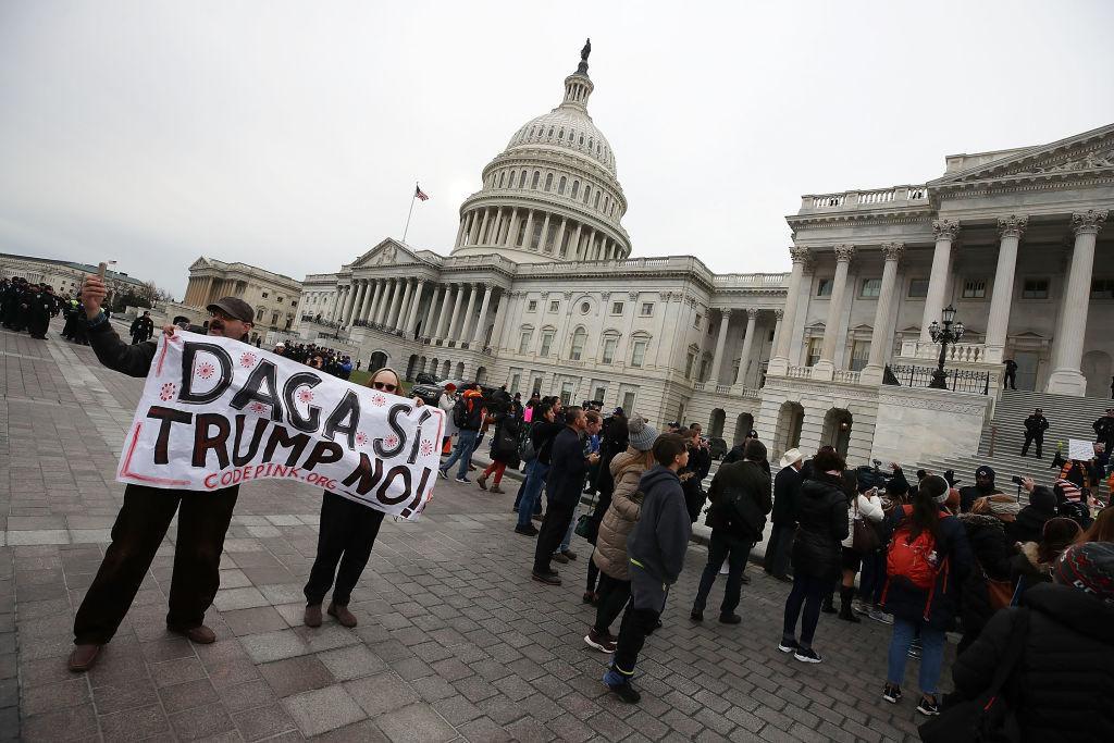 La Corte Suprema revisará la legalidad del fin de DACA. Getty Images