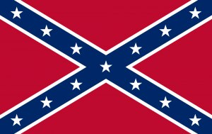 Known as Confederate battle flag, this is the symbol that's quickly losing favor.