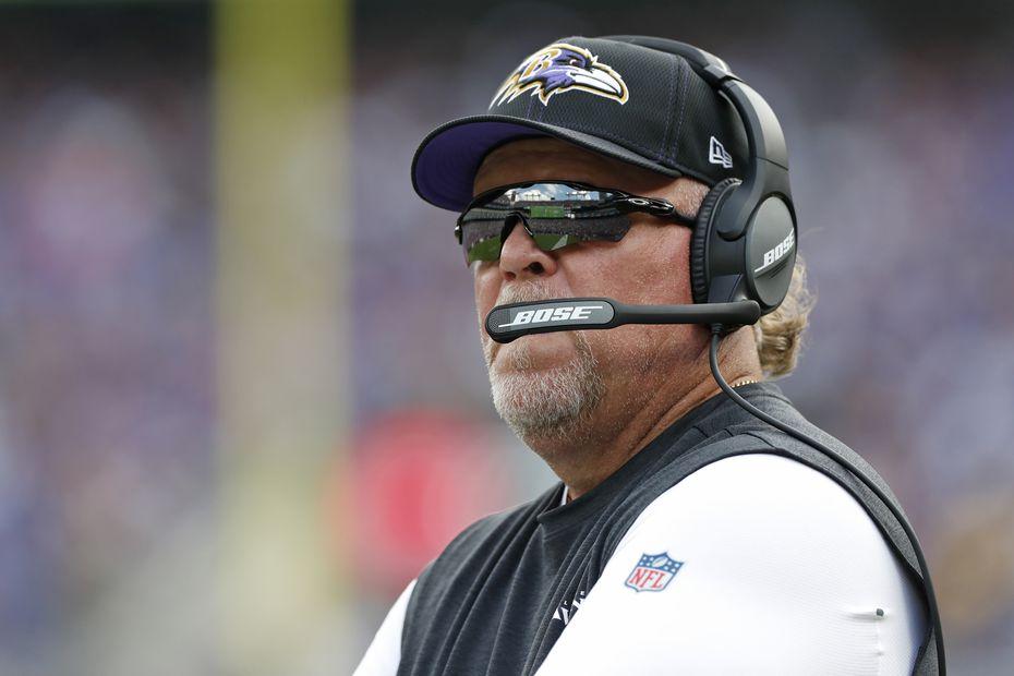 Don Martindale se ha hecho de buen nombre en la NFL como coordinador defensivo de los Ravens de Baltimore.
