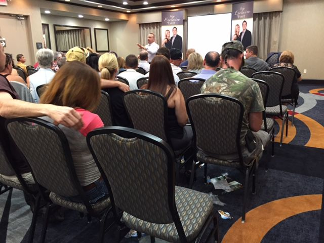 Hotel sales seminars happen every day in Dallas-Fort Worth and across America. They are lucrative for the organizers. Watchdog Dave Lieber shares the skinny on them.