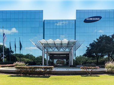 Samsung's existing facility in Austin.