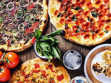 Southlake-based Delucca Gaucho Pizza is expanding to Fort Worth, where it will feature the restaurant's roaming gauchos who serve slices of pizza.