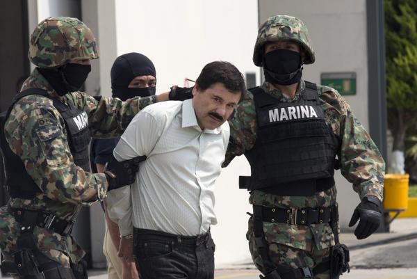 "Testimony about Garcia Luna emerged during the recent trial in New York of Joaquin ""El Chapo"" Guzman, the former head of Mexico's Sinaloa Cartel."