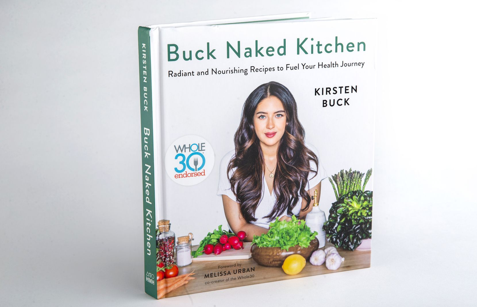Kirstin Buck's Whole30-endorsed cookbook stemmed from her Buck Naked Kitchen blog.