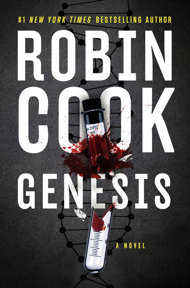 "Robin Cook has set 12 of his medical thrillers at the New York City Office of Chief Medical Examiner, including his latest, ""Genesis."""