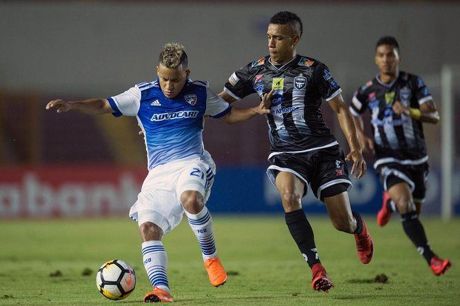 FC Dallas perdió 1-0 ante Tauro FC de Panamá. CORTESIA CONCACAF.