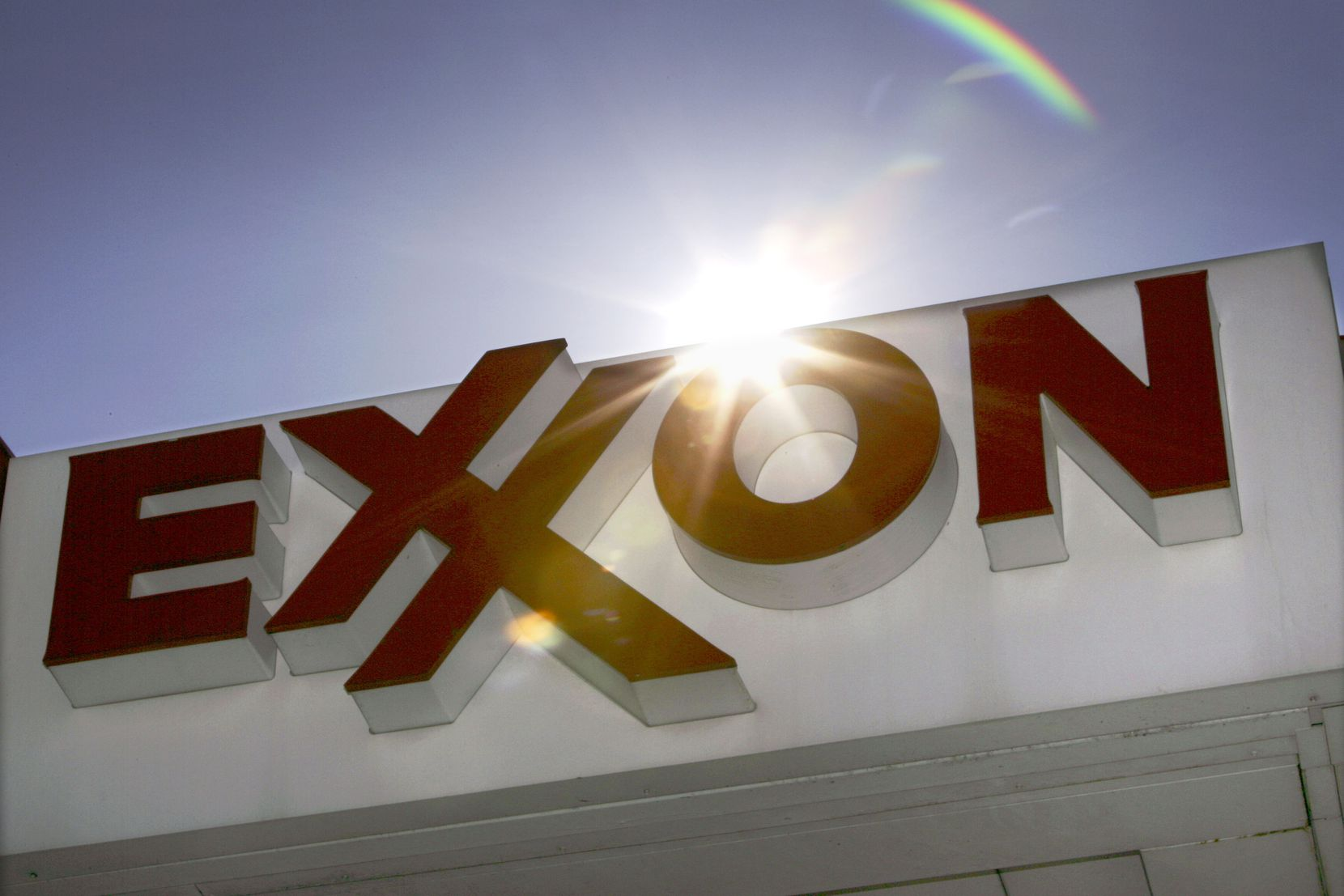 Exxon recorded its first quarterly loss in 32 years in the first three months of 2020.