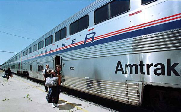 When Amtrak announced the return of its companion fare sale, Liz Weston booked a sleeper train to start a college tour with her daughter.