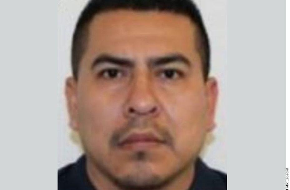 """Edgar Valladares Hernández, alias """"El maestrín""""."""