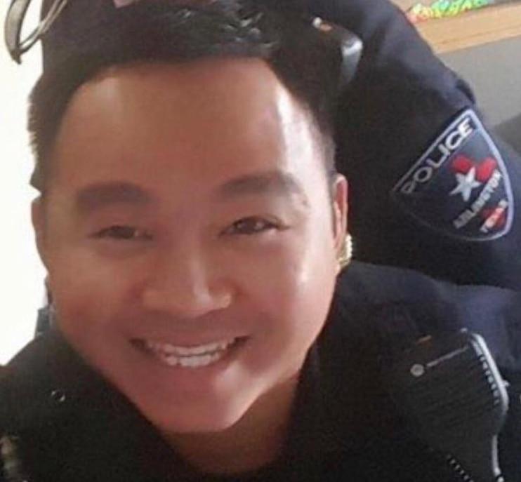 Officer Bau Tran