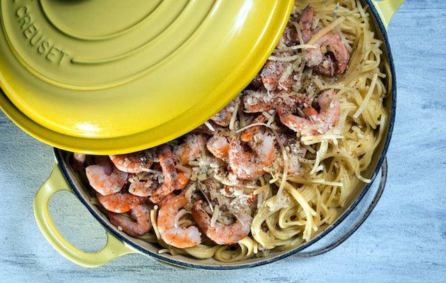 Esta receta facilísima es ideal para una cena romántica en casa.
