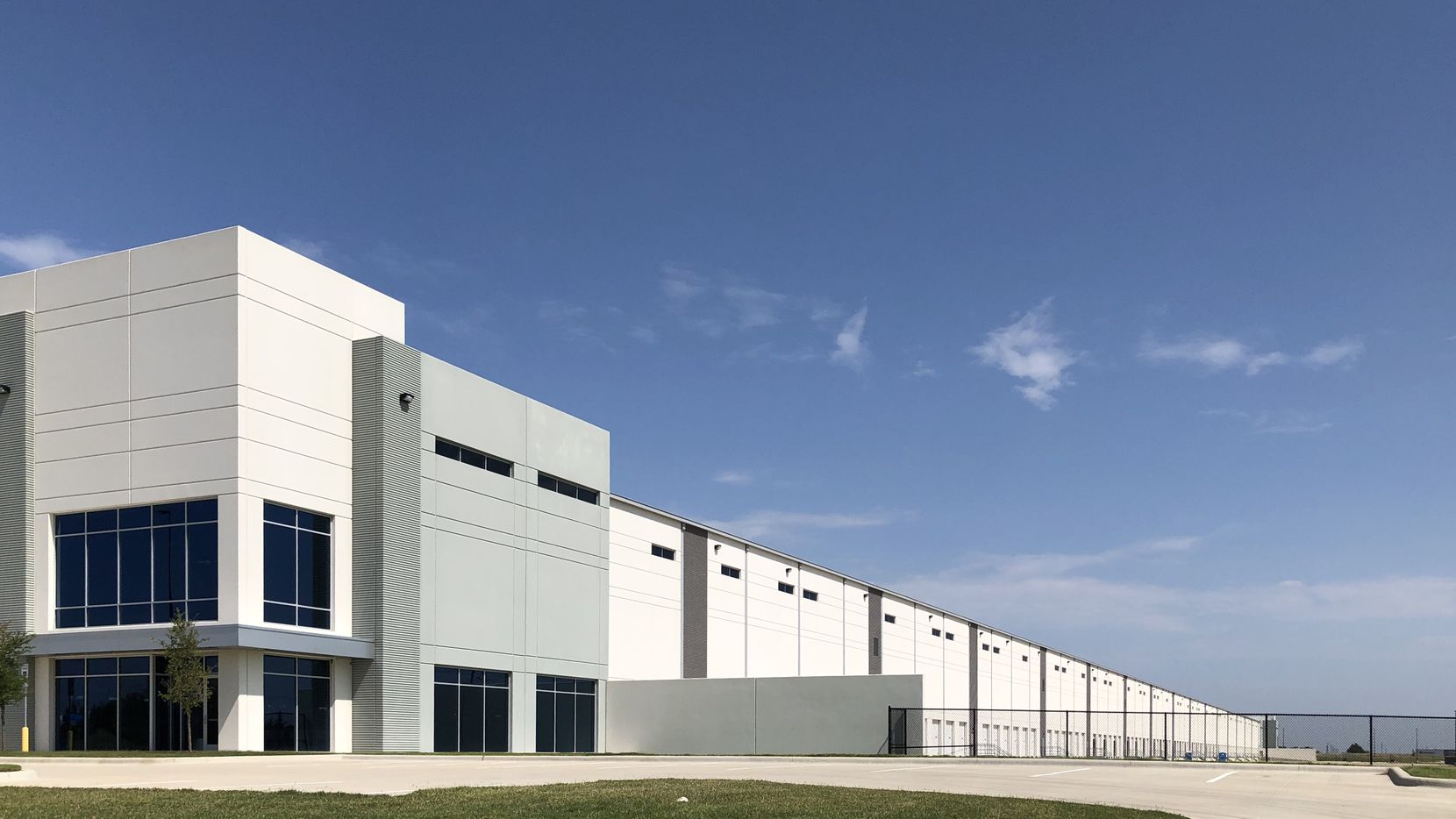 Amazon is leasing Hines' Southlink Logistics Center in southern Dallas.