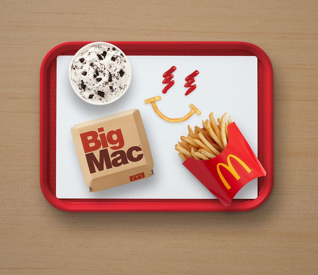 McDonald's lanzó este lunes el J Balvin Meal.