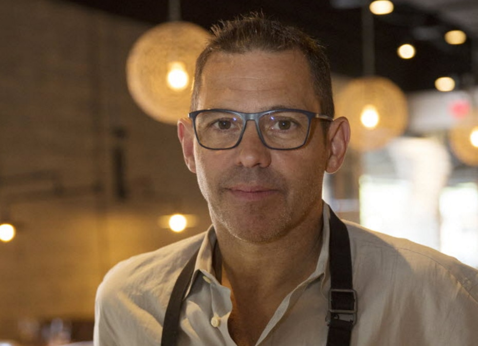 Chef John Tesar says he's 'downsizing' his schedule to make room for new projects.