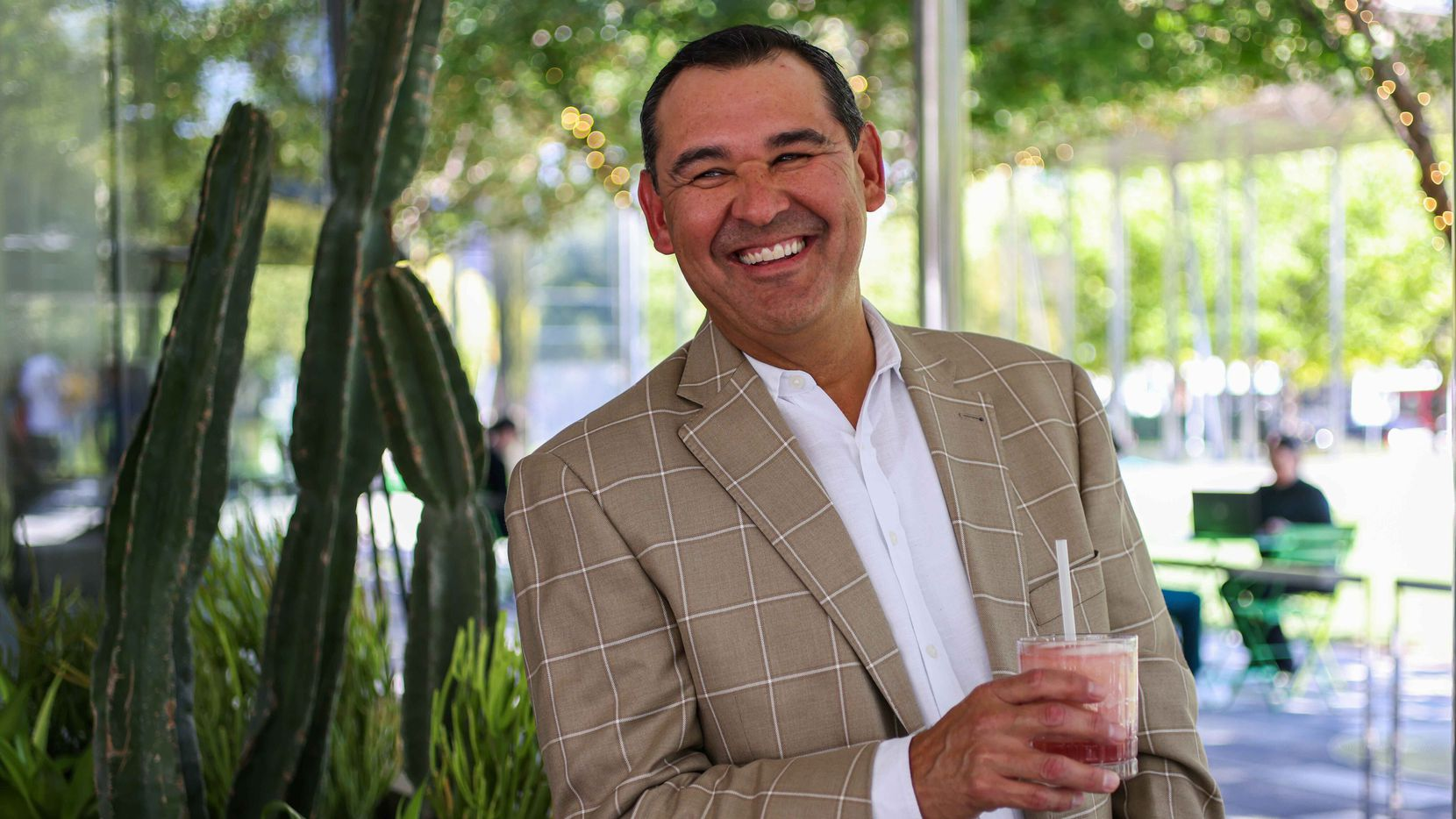 Mi Cocina CEO Edgar Guevara is leading the restaurant group into its 30th year. The newest one, in Dallas' Klyde Warren Park, will be an iconic spot for the longtime Dallas company.