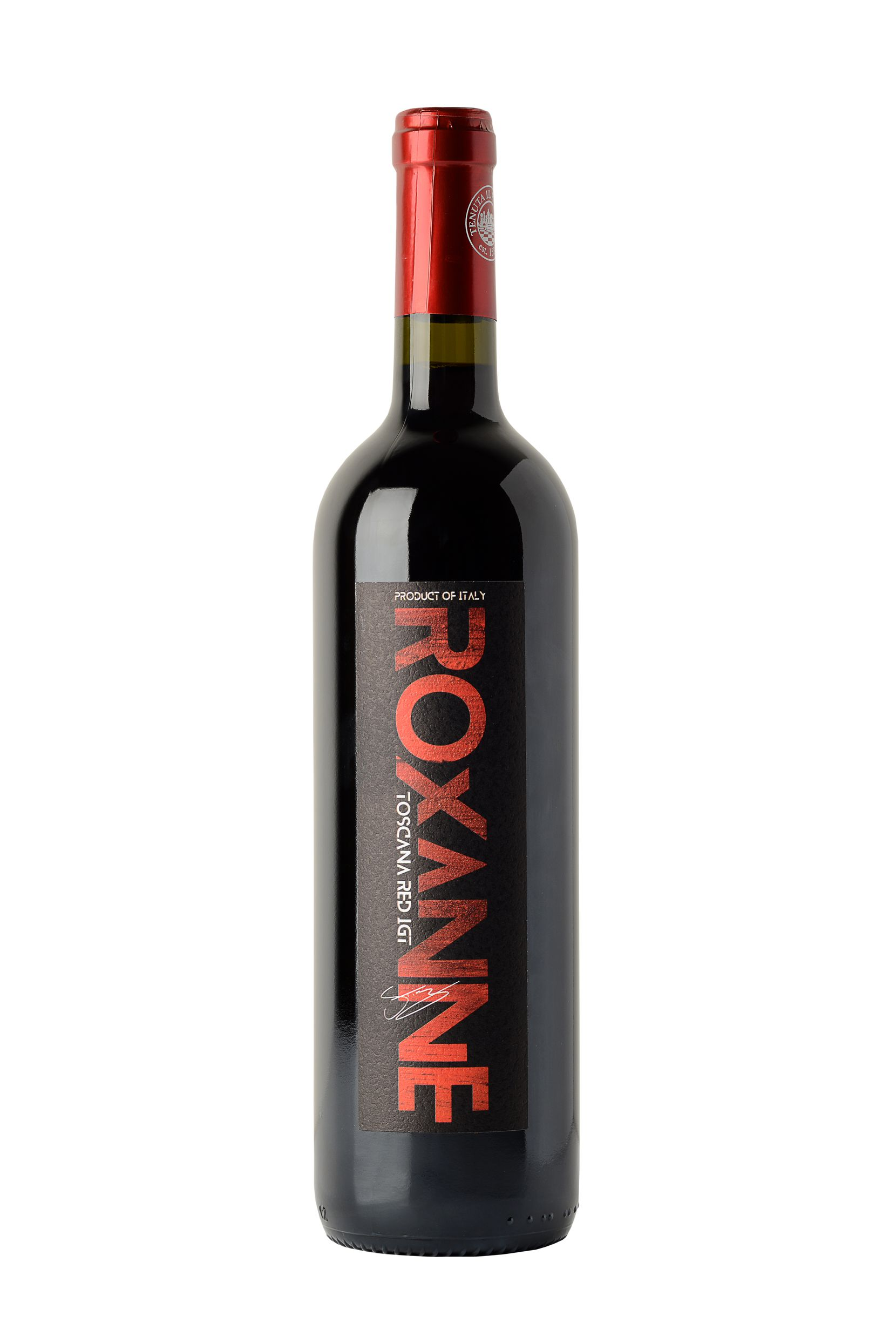 Il Palagio, Sangiovese Toscano IGT, Roxanne 2018  ($15) is a medium-bodied, smooth-drinking wine.
