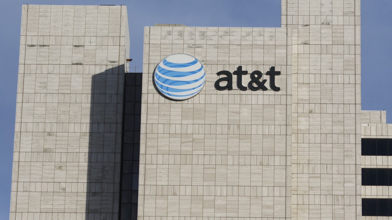 AT&T corporate headquarters in downtown Dallas on Friday, January 15, 2016. (David Woo/Staff Photographer)