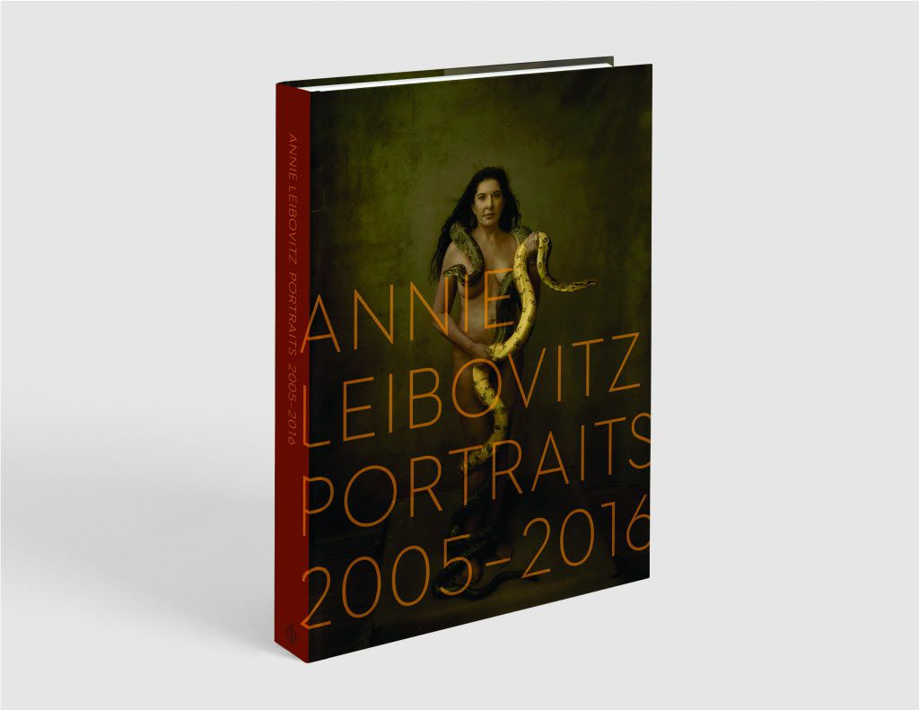 Annie Leibovitz: Portraits 2005-2016. Published by Phaidon. (Annie Leibovitz/Phaidon)