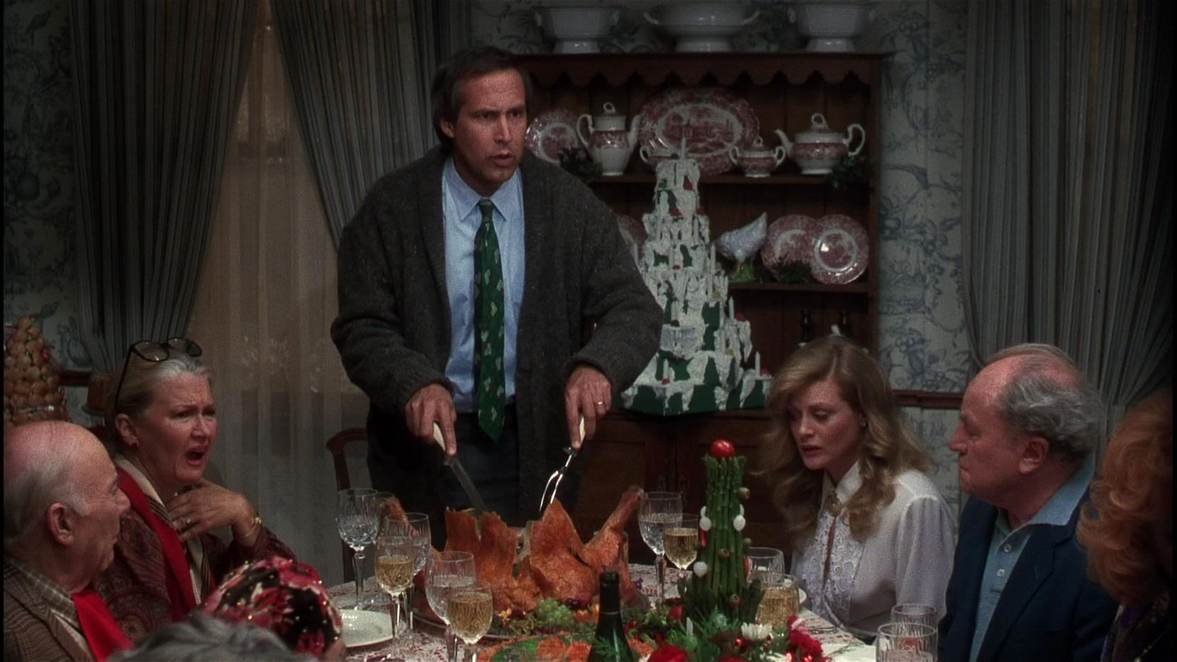 An Evening With Chevy Chase Christmas Vacation Screening