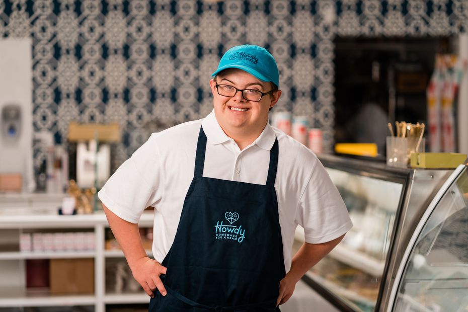 "In an interview with ABC News in 2019, Howdy Homemade Ice Cream's Vice President Coleman Jones said ""Waking up to ice cream is, really, a blessing."""