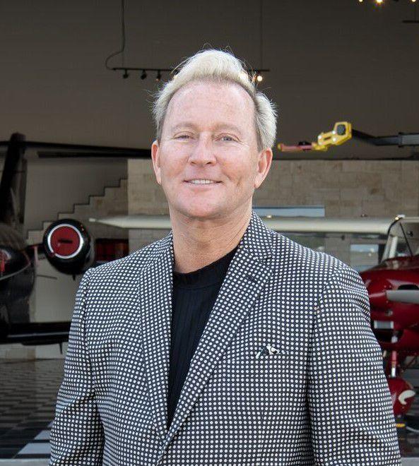 Dallas hotelier Mark Wyant