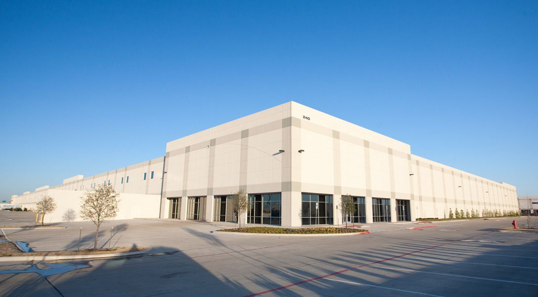 Samsung almost doubled its space in Duke Realty's Point West 240 building in Coppell.