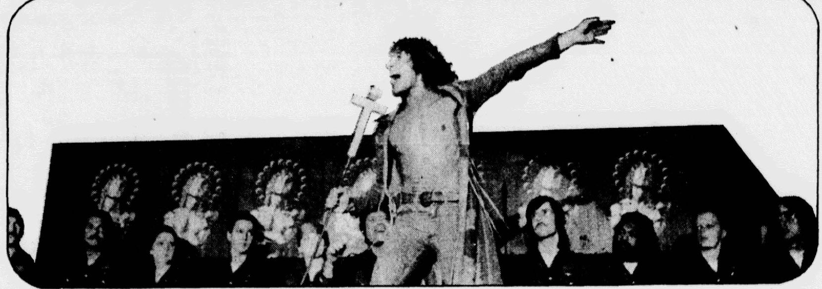 On Aug. 17, 1975, Roger Daltrey, lead singer of The Who, made a surprise appearance at Sound Town.