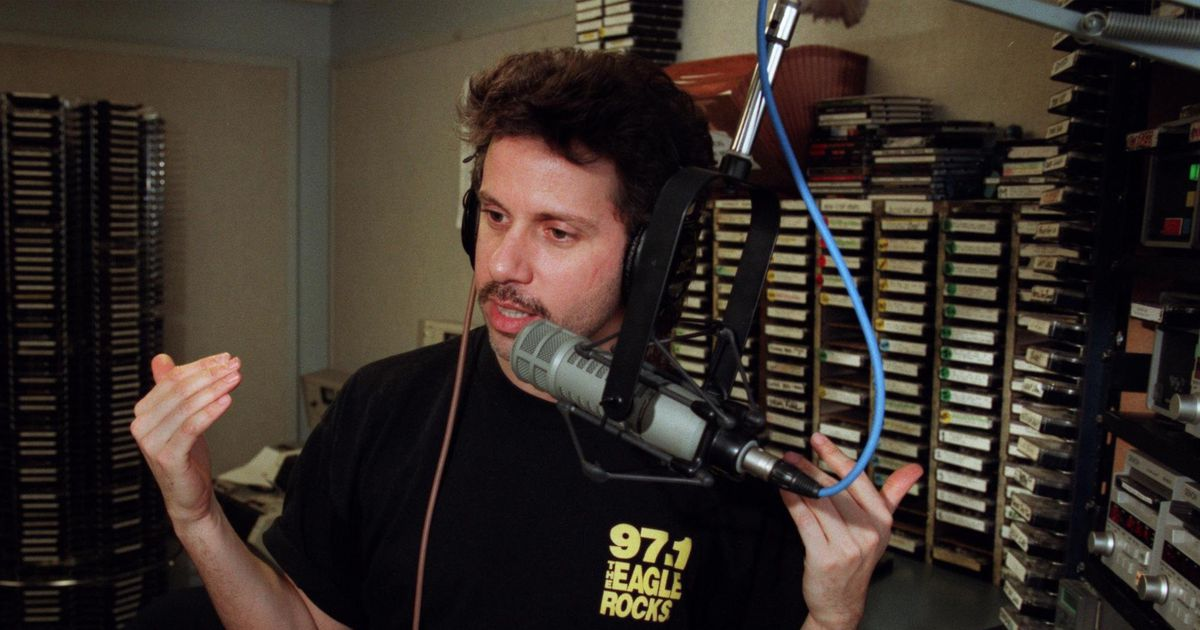 D-FW radio host Russ Martin, 60, found dead in his home, police say
