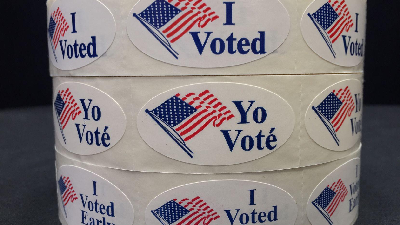 En las ciudades de Lancaster, Hutchins y Wilmer se habilitaron algunos centros de votación anticipada, aunque los electores del condado de Dallas pueden votar en cualquier centro de votación del condado.
