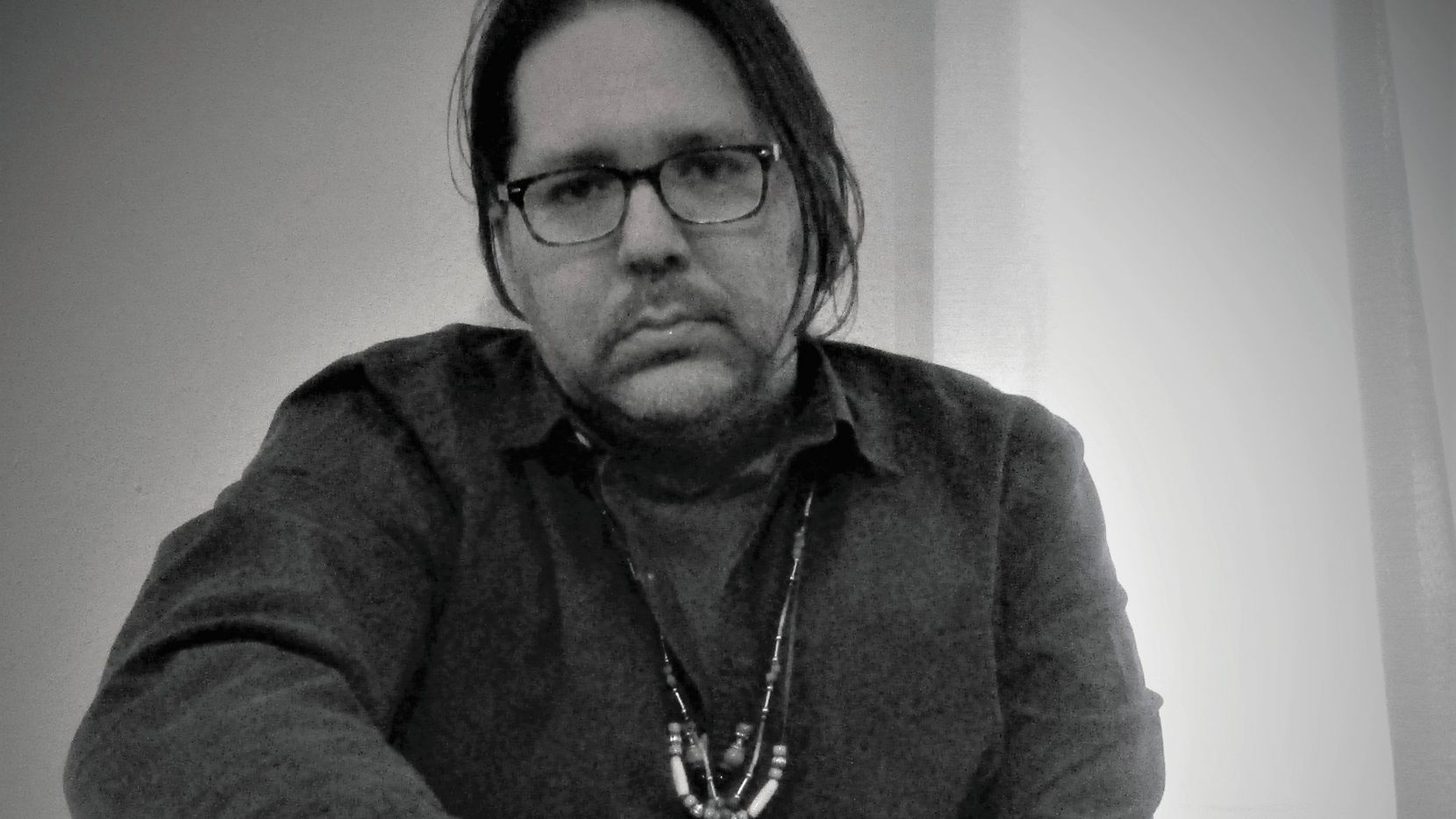 """Brandon Hobson, originally from Oklahoma and an enrolled citizen of the Cherokee Nation Tribe of Oklahoma, incorporated tribal traditions into his new novel, """"The Removed."""""""