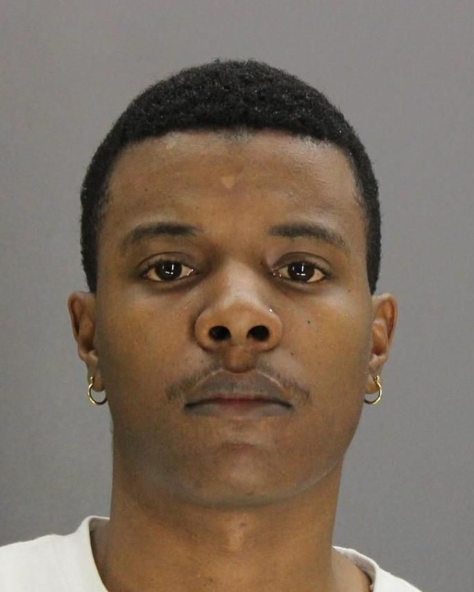 Donnie Ferrell is being held on a murder charge.