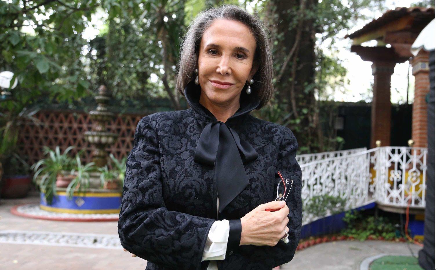 El abogado de Florinda Meza dijo que la actriz no busca arrebatarle los derechos de propiedad intelectual al actual heredero, el hijo del comediante, Roberto Gómez Fernández, sino tener los biográficos y de imagen.