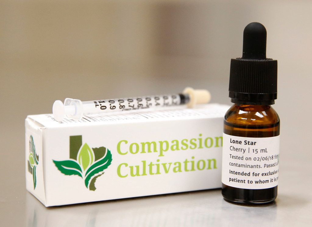 Three Texas companies, including Compassionate Cultivation, are licensed to produce cannabis-based medicine. The CBD oil can be taken as drops under the tongue to help prevent or minimize seizures. Many more people would have access to medical marijuana under a bill the Texas House passed on May 6, 2019.