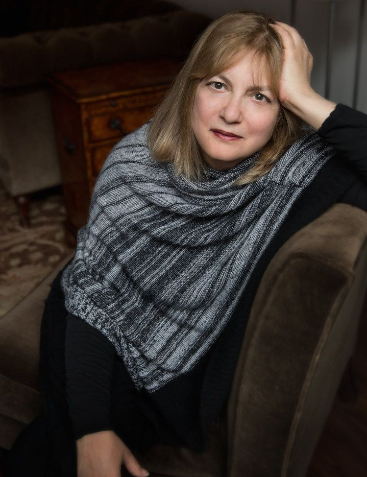 Alice Hoffman, author of Rules of Magic.