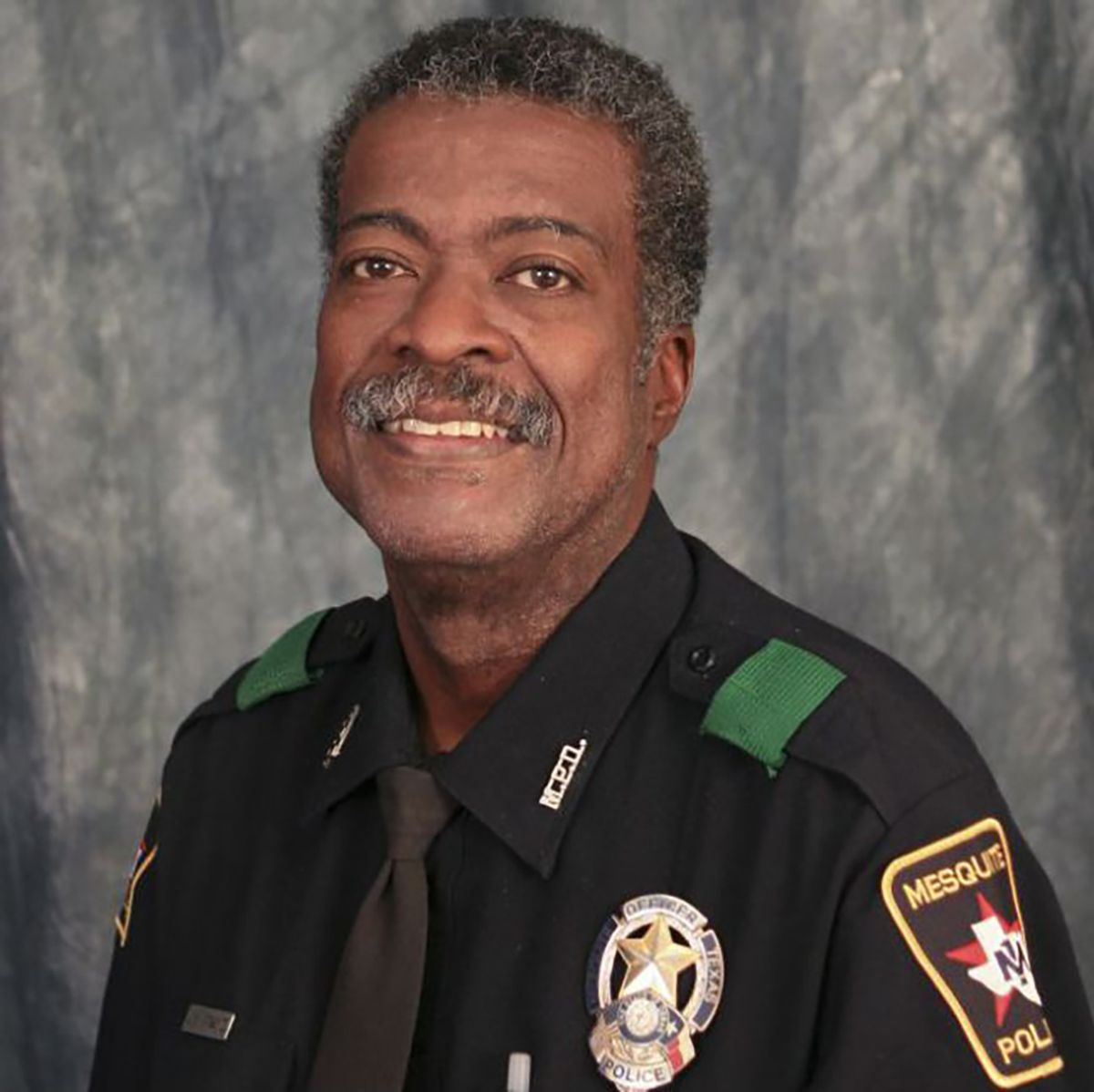 Jon Latimore served 28 years in the Mesquite Police Department where he was the force's first African American officer. The park to be named after Latimore will be on North Bryan Avenue.
