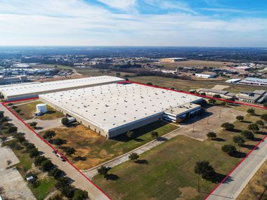 Diab Americas LP will occupy more than half of the I-20 Corporate Center in DeSoto.
