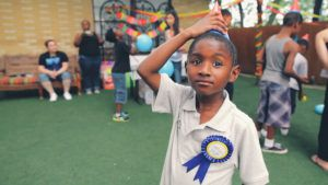 The Birthday Party Project brings the magic of birthdays to homeless shelters and shows every kid he or she deserves to be celebrated.