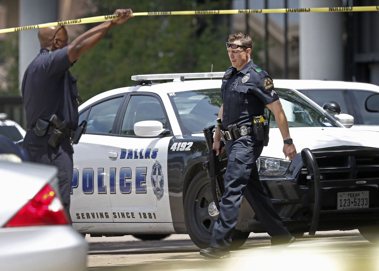 Two people died in a murder-suicide at an office building near the High Five last April.