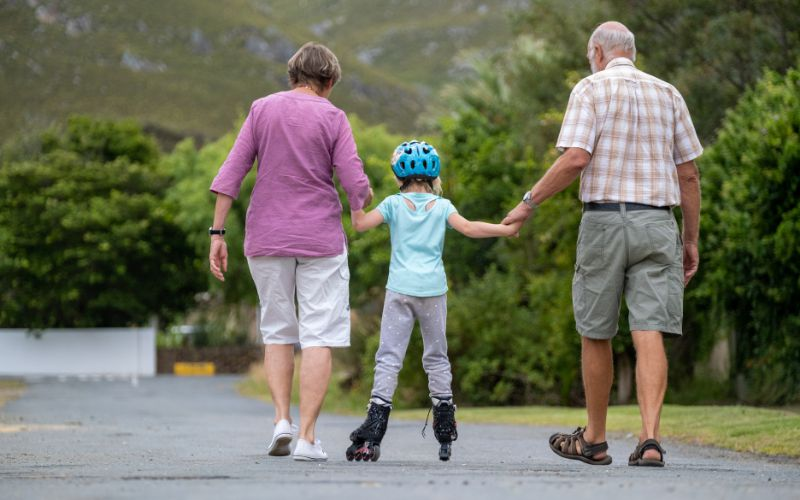 There are three common estate (people) planning tools that can be used to pass wealth to your grandchildren.