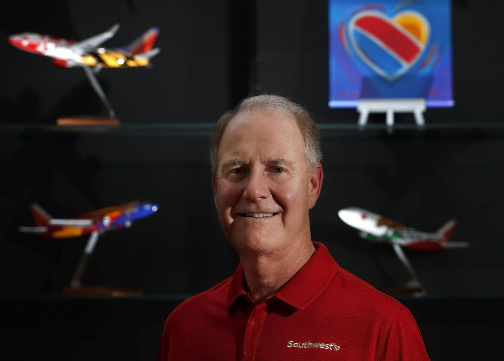 Gary C. Kelly, chief executive officer and chairman of Southwest Airlines. (Jae S. Lee/The Dallas Morning News)
