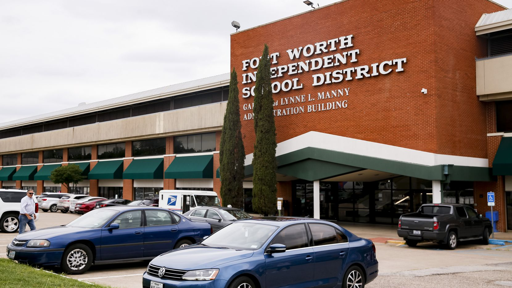 The Forth Worth ISD building on Tuesday, June 22, 2021, in Fort Worth.