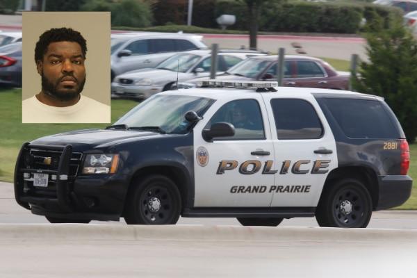 Carlie Rae Johnson está acusado de asesinato por la policía de Grand Prairie.