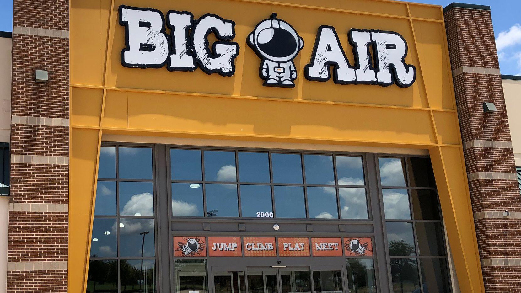Big Air Las Colinas, an indoor adventure park, will open Saturday, June 20, 2020, in Irving.